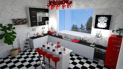 Kitchen - Vintage - by milliediamond