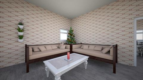 the christmas spirit - Living room - by TereitaT10