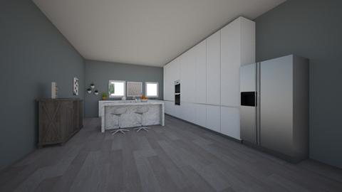 kitchen  - Modern - Kitchen - by ThiccyNicky