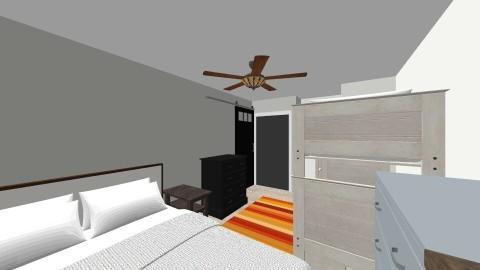 Apartment Bedroom 1c - Bedroom - by fiveburkes