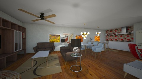 Apartment Redecoration JS - by Jake S