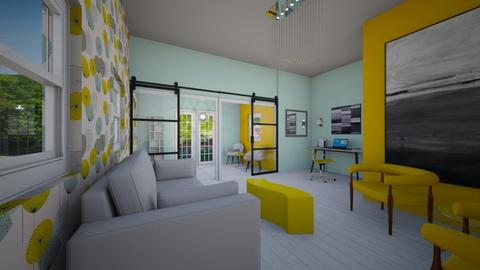 1st try - Living room - by thailand17