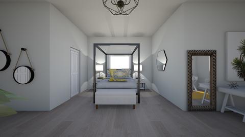 Rough - Bedroom - by jadeattiya