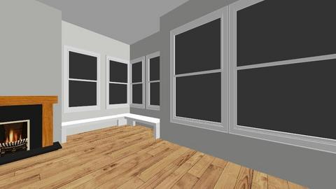 Michelle J Den - Living room - by PAdamsDWR