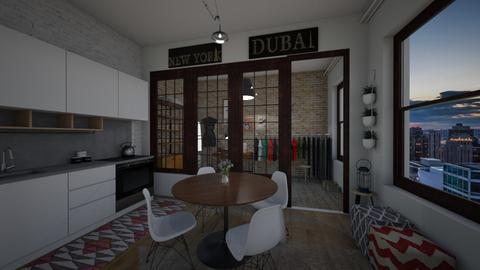 Fashion start - Modern - Living room - by bibi_pat