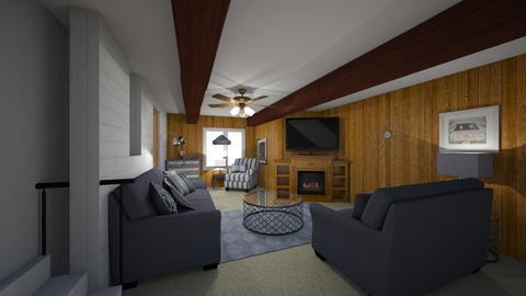 roosevelt - Living room - by jdenae3