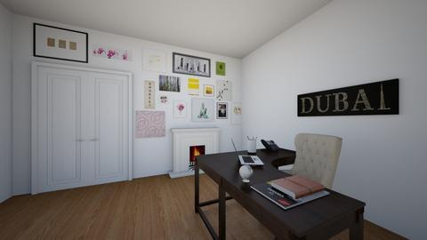 office - Office - by elizabethwatt16