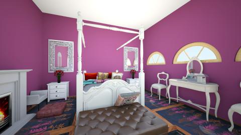 araberoom - Bedroom - by Su Martins