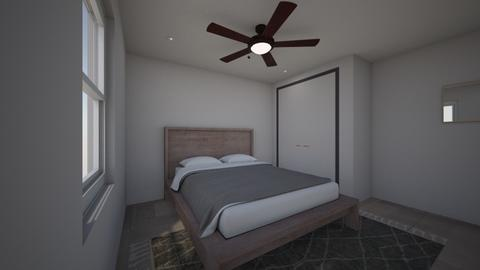 Apartments Master Bedroom - Bedroom - by eddnam