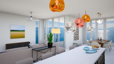 Laguna 5 - Living room - by nmcnally