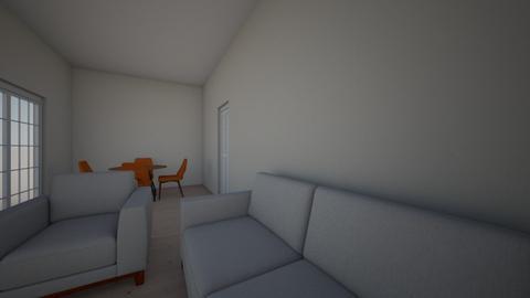 Huisje - Living room - by Lisalotens