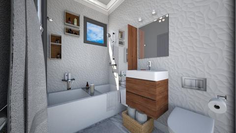 bathroom - Modern - Bathroom - by Popa Bianca Rozalia