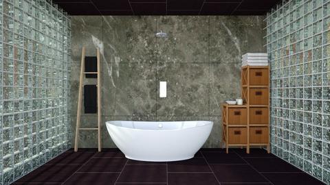 Bath - Bathroom - by Louise Hedlund