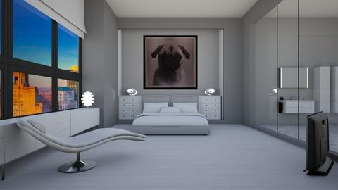 James Edwards - Modern - Bedroom - by Elenn