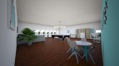 Business Office Design - Modern - Office - by Deena4444