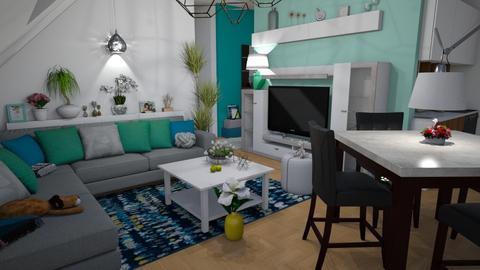 new home - by snjeskasmjeska