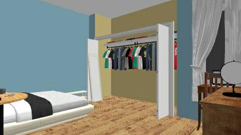 my room kinda - Bedroom - by hatemoss