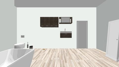 bathoom design 2 - Bathroom - by mblizard
