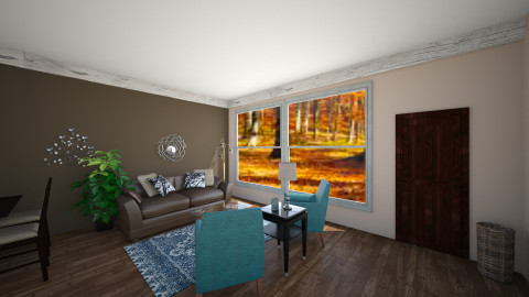 liveing room - Living room - by kck22