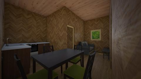 Ranger Cabin 01 - by sstringham30280