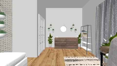 my bedroom - by izzymondo