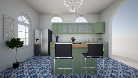 mary beths kitchen 3 - Kitchen - by mcollins6