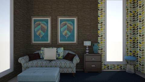 Modern Living - Modern - Living room - by Jessica Fox