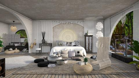 A Kind of Boho - Eclectic - Bedroom - by Artem Vivendi