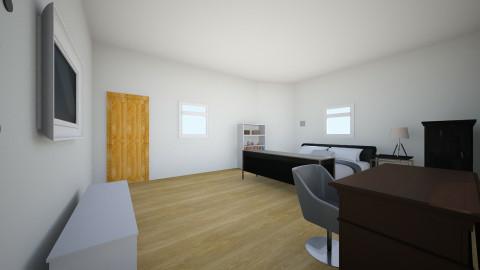 kobes new room  - Bedroom - by KobeRobillard