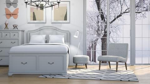 Julia - Classic - Bedroom - by millerfam