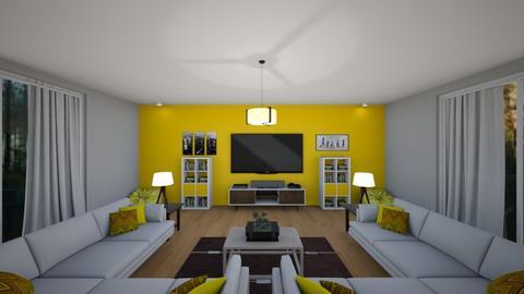 Living Room - Living room - by sierraibarra