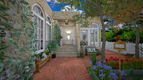 Casa da Vovo - Classic - Garden - by Mariesse Paim