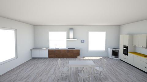 kitchen - Modern - Kitchen - by abigailbeasley1