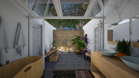 New Master Ensuite mark 3 - Bathroom - by bigtikthot