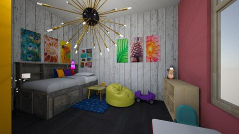 000 - Kids room - by valeria02