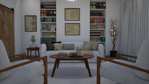 WW - Living room - by Tuija