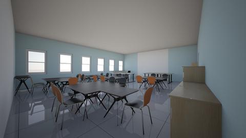 classroom - by Katelyn Burgin
