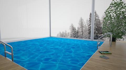 pool room - by 321simple