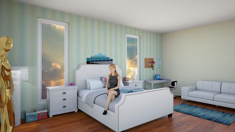 a bedroom - Eclectic - Bedroom - by wondergirl707