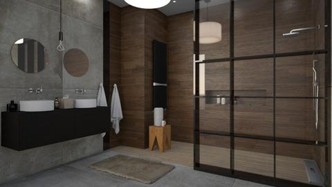 MGC 09 - Bathroom - by JennieT8623