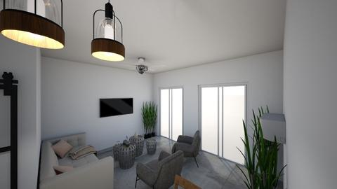 Easy going - Living room - by EPD