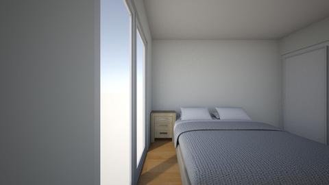 Slaapkamer bed rechts - Bedroom - by koosterl