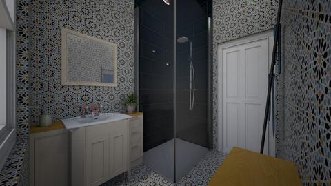 Bathroom 2  - Bathroom - by Lisett