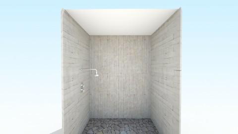 Dunn shower - Bathroom - by victoriaroden
