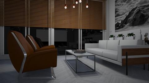 life - Living room - by naominaomi