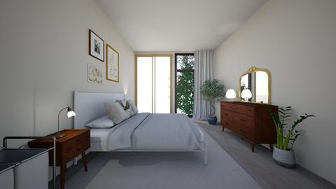 condo bedroom - by vanessaell