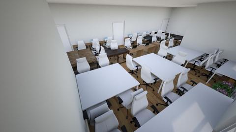 DESIGN_1 - Minimal - Office - by arpit910