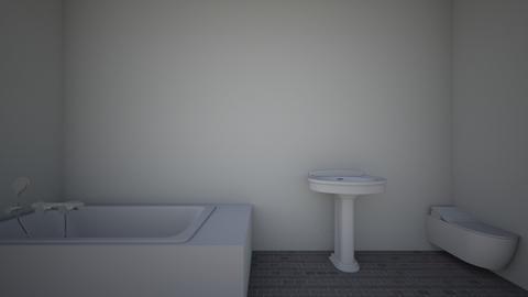 master bath - Bathroom - by hajiymir0