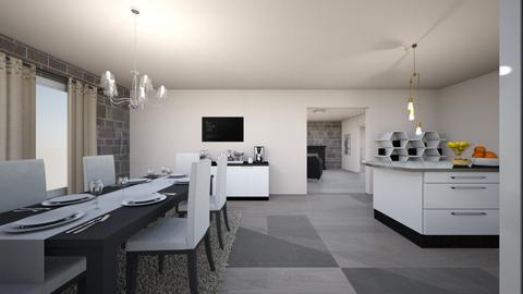 home - Modern - by FrosinaStojkovska