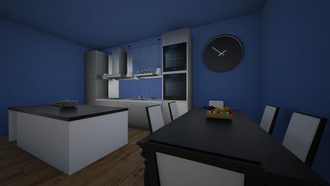 KITCHEN  - Modern - Kitchen - by silvitalaestilista